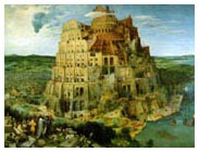 Brugel's Tower of Babel